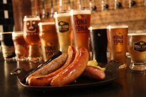 beer&sausage